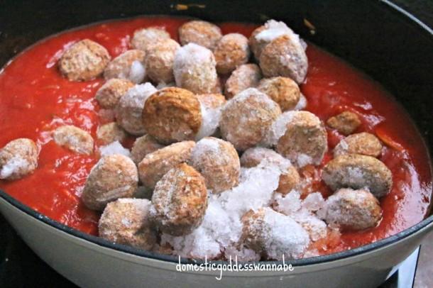 Meatball Spaghetti 11