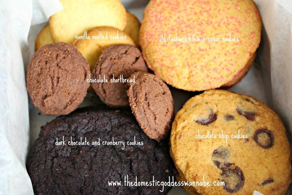 vanilla malted cookies | The Domestic Goddess Wannabe