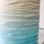 absolutely the best yellow cake with swiss meringue buttercream