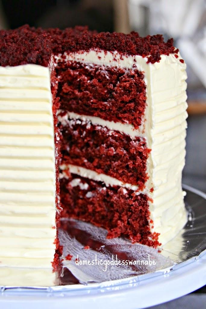 Best Icing For Red Velvet Cake