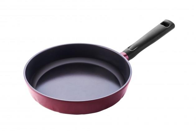 煎锅45度不带盖-RF Red Frypan