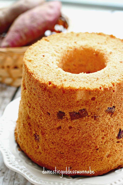How To Make Steamed Chiffon Cake