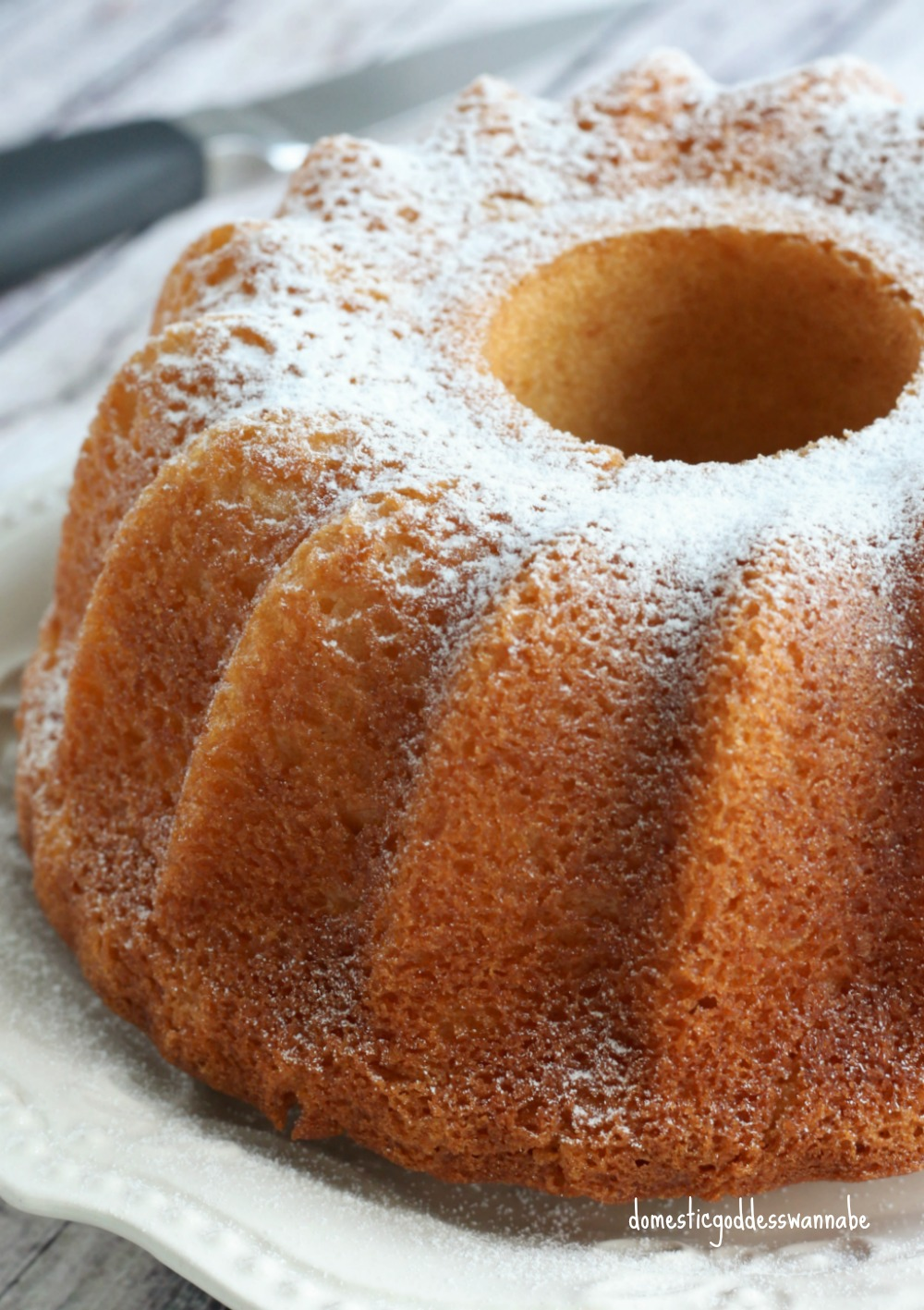 Review Of Anything Bundt Cake